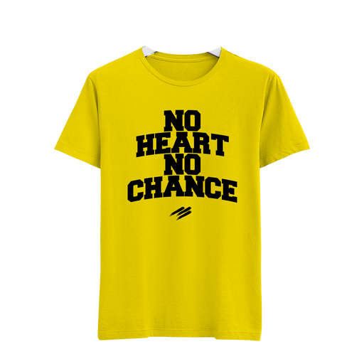 No HeartNo Chance Cotton Shirt