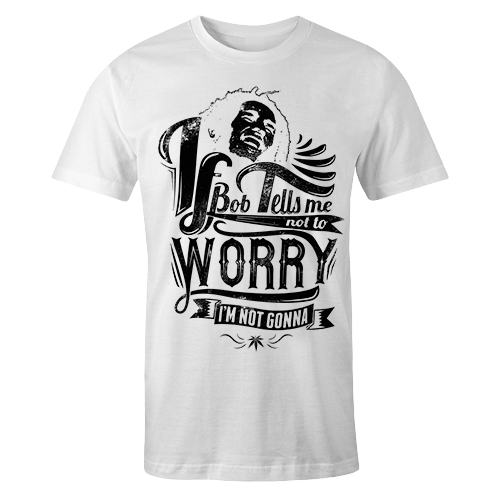 Not Gonna Worry Sublimation Dryfit Shirt