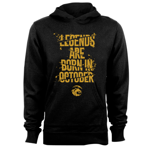 Legends are Born in October v6 G5 Cotton Shirt