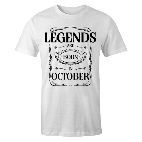 LEG OCT v3 White Cotton Shirt