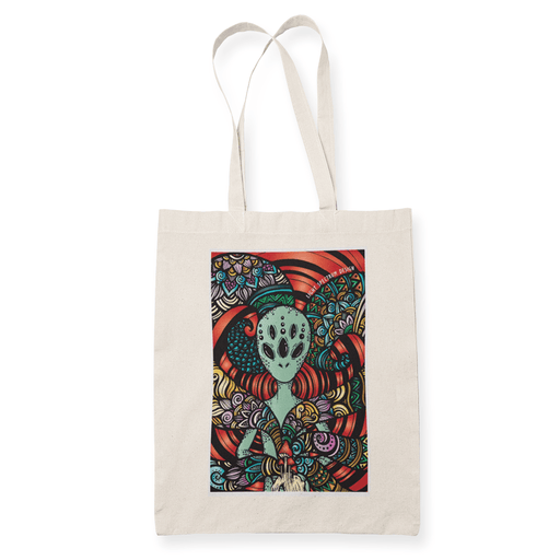 Offerings Sublimation Canvass Tote Bag