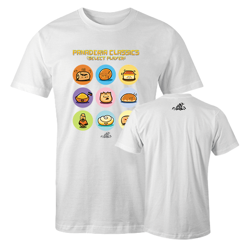 Panaderia Classics Sublimation Dryfit Shirt With Logo At The Back