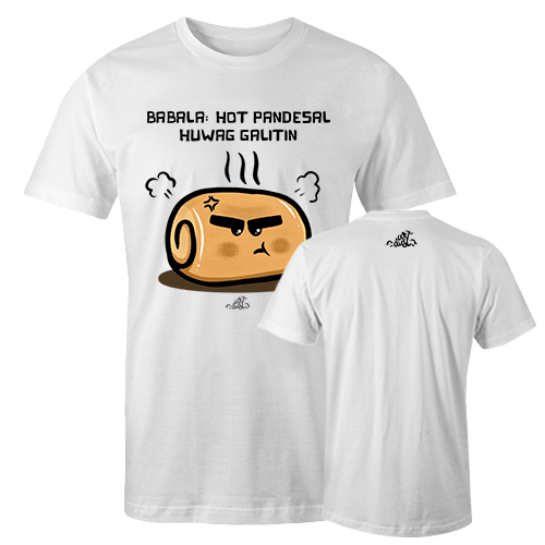 Hot Pandesal Sublimation Dryfit Shirt