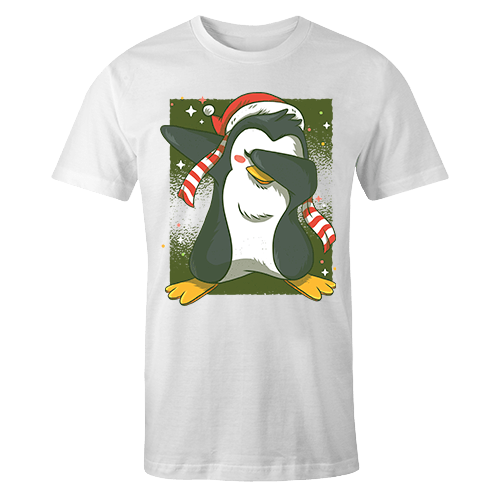 Penguin v2 Sublimation Dryfit Shirt