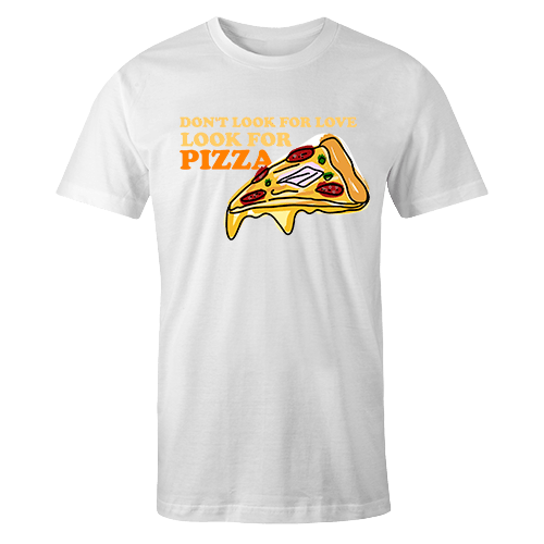 Pizza Sublimation Dryfit Shirt