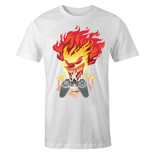 Playstation Twisted Metal Sublimation Dryfit Shirt