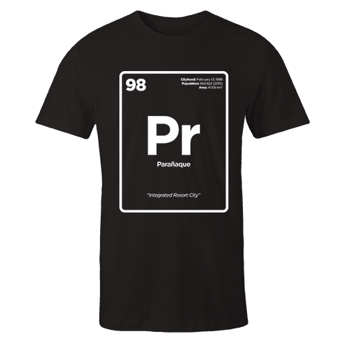 Periodic Table Series - Parañaque Cotton Shirt
