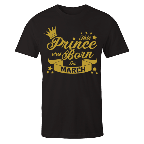 CLOSETA PRINCE MAR Black Cotton Shirt