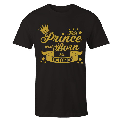 CLOSETA PRINCE OCT Black Cotton Shirt
