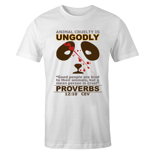 PROVERBS 12V10 Sublimation Dryfit Shirt