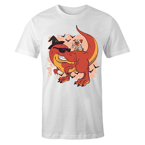 Pug Dino Sublimation Dryfit Shirt