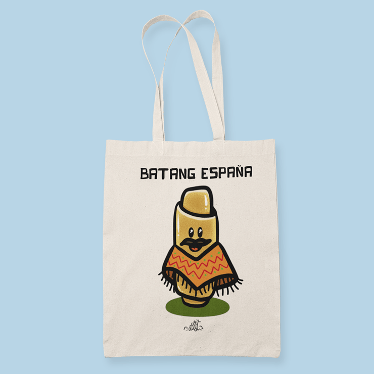 Spanish Bread Sublimation Canvass Tote Bag
