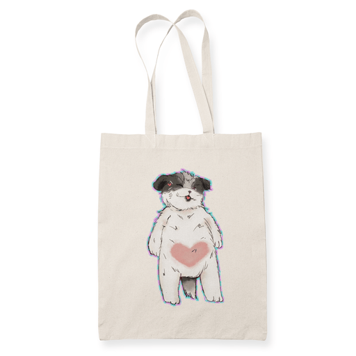 Paningning Love Sublimation Canvass Tote Bag