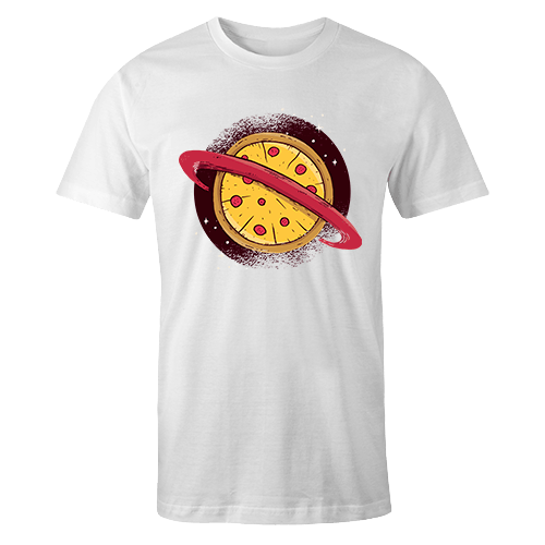 Pizza Planet Sublimation Dryfit Shirt