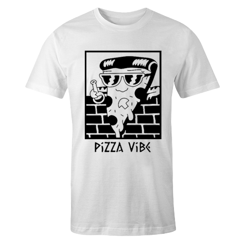 Pizza Vibe Sublimation Dryfit Shirt