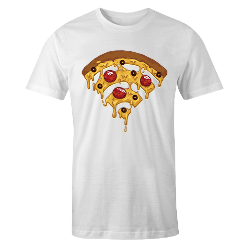 Pizza Wifi Sublimation Dryfit Shirt