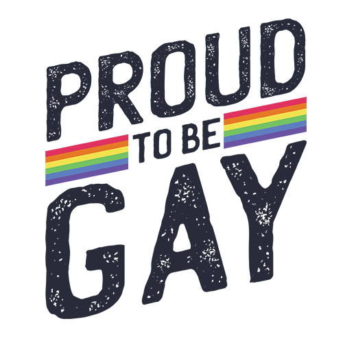 Proud to be Gay Sublimation Dryfit Shirt