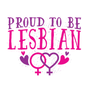 Proud to be Lesbian Sublimation Dryfit Shirt