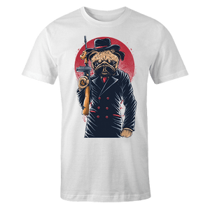 Pug Mafia Sublimation Dryfit Shirt