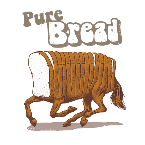 Pure Bread Sublimation Dryfit Shirt