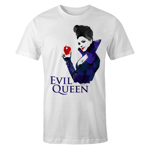 Evil Queen Sublimation Dryfit Shirt