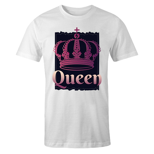 Queen v1 Sublimation Dryfit Shirt