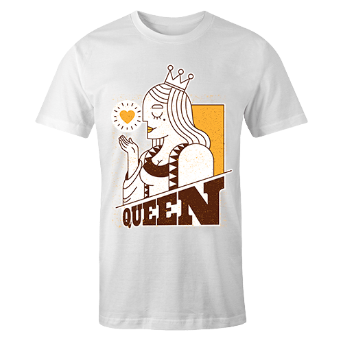 Queen v3 Sublimation Dryfit Shirt