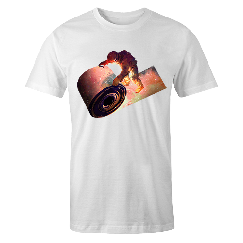 Astro Roll Out Sublimation Dryfit Shirt
