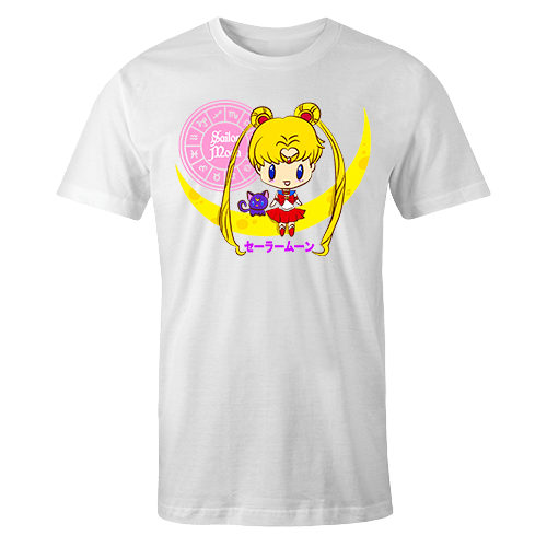 Sailor Moon Sublimation Dryfit Shirt