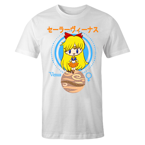 Sailor Venus Sublimation Dryfit Shirt