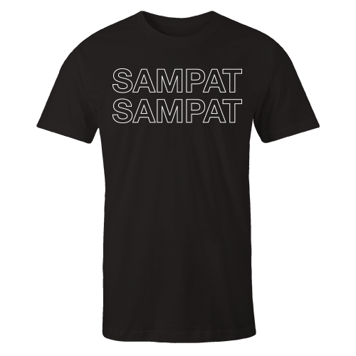 Sampat Black Cotton Shirt