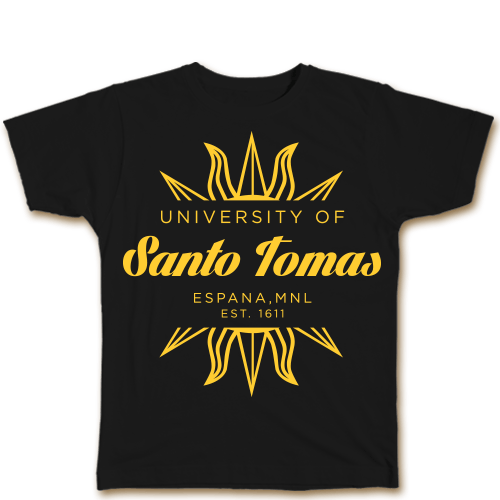 Santo Tomas Black Cotton Shirt