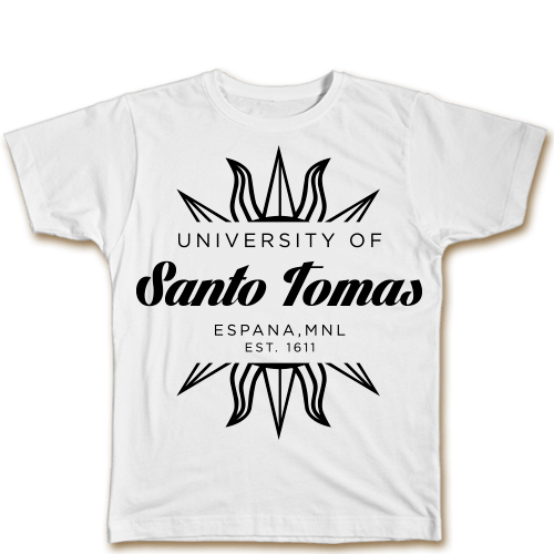 Santo Tomas White Cotton Shirt