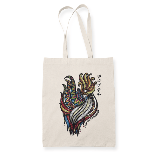 Sarimanok Sublimation Canvass Tote Bag
