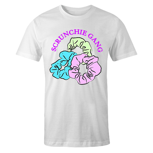 Scrunchi Gang Sublimation Dryfit Shirt