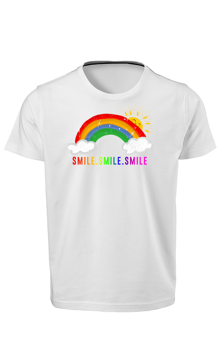 Smile Smile Smile Sublimation Dryfit Shirt