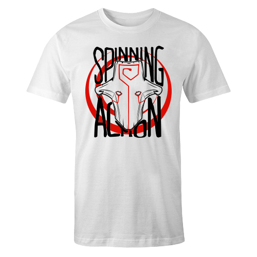 Spinning Action Sublimation Dryfit Shirt