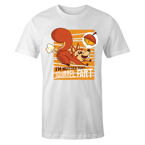 Squirrel Sublimation Dryfit Shirt