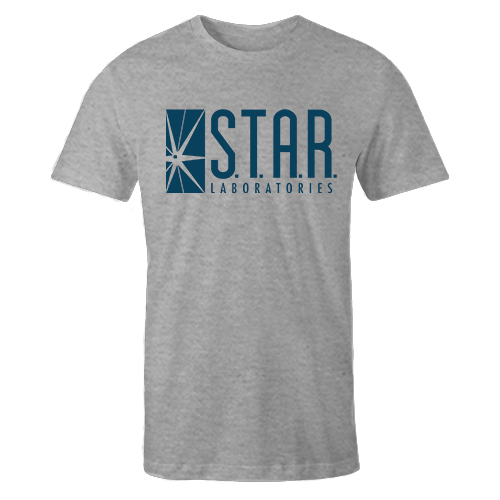Star Labs Grey Cotton Shirt