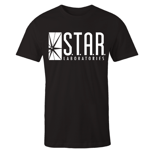 Star Labs Black Cotton Shirt