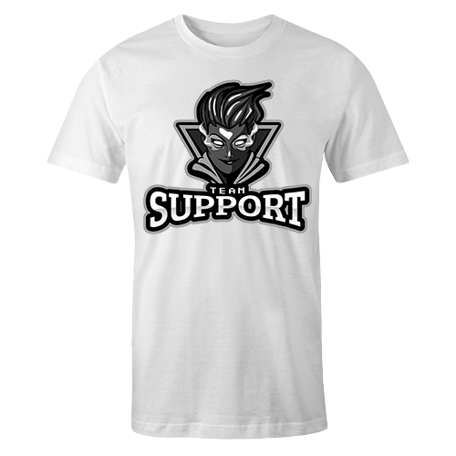 Team Support G5 Sublimation Dryfit Shirt