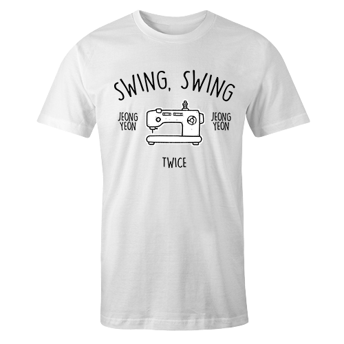 Swing swing Sublimation Dryfit Shirt