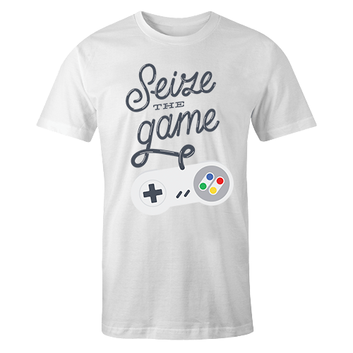 Seize The Game Sublimation Dryfit Shirt