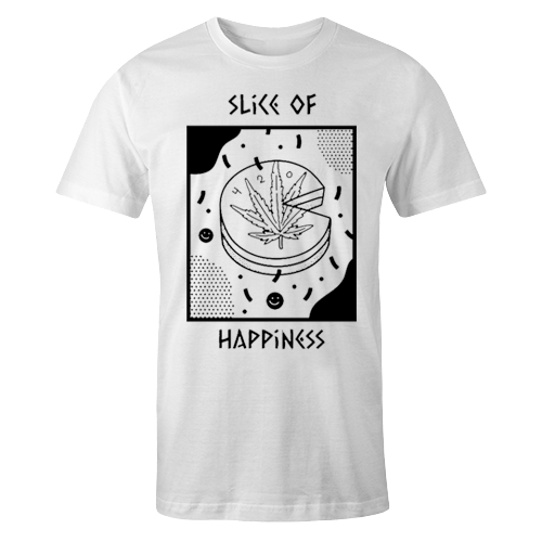Slice of Happiness Sublimation Dryfit Shirt