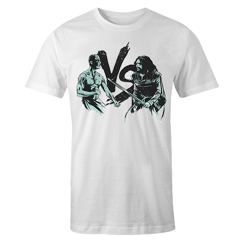 Snow Fight Sublimation Dryfit Shirt