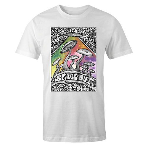 Spaceout Sublimation Dryfit Shirt
