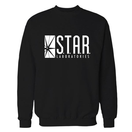 Star Labs Black Sweatshirt