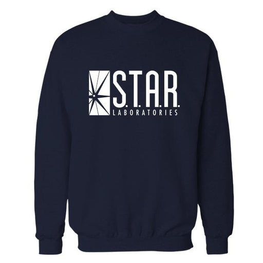 Star Labs Navy Blue Sweatshirt