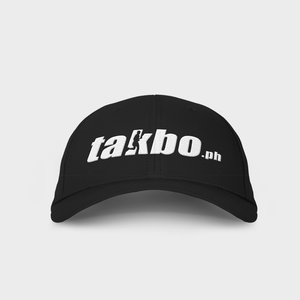 Takbo PH v2 Black Embroidered Cap