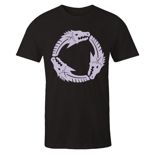 Targaryen Pin Shirt Black Cotton Shirt